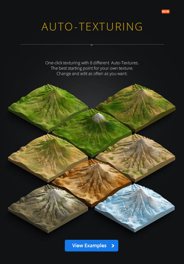 3D Map Generator - Terrain from Heightmap - 5