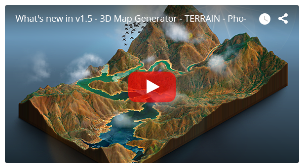 3D Map Generator - Terrain from Heightmap - 21