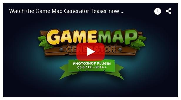 Game Map Generator - 3