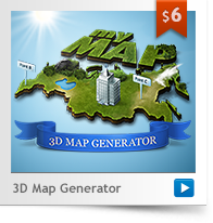 SmartIcon - 3D Icon Generator - Panel and Actions