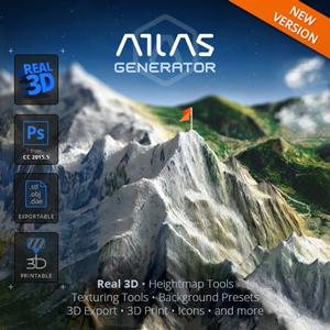 3d map generator geo free